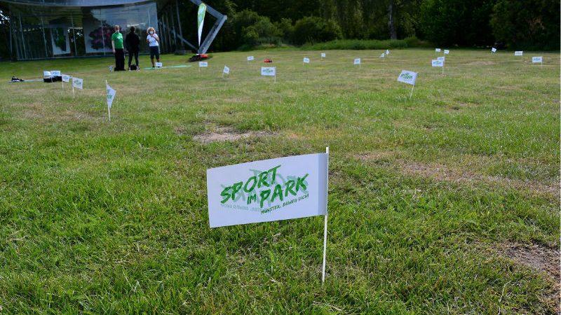 Sport im Park Beitrag vom 27.04.2021